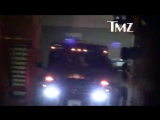 January 31: Video of Justin and Selena Gomez leaving the Saban Theatre in Beverly Hills, California.