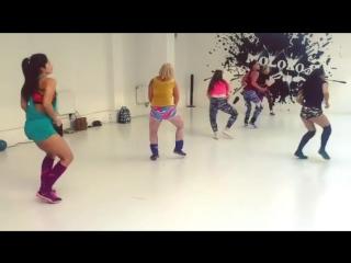 Dancehall by Aleksandra