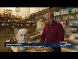 Французский репортаж о создании кукол Les Guignols