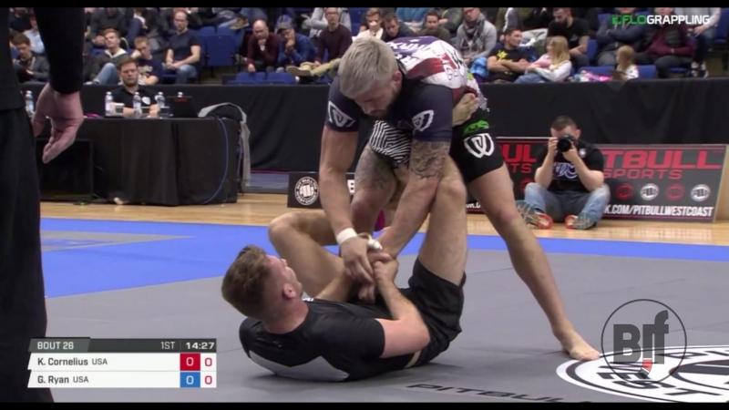 Keenan Cornelius vs Gordon Ryan ADCC17
