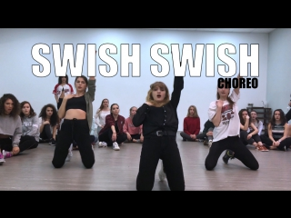 Katy Perry - Swish Swish| Choreo - Anastasia Torch| Jazz Funk