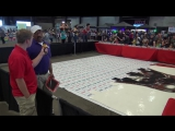 Creating a Gigantic LEGO Star Wars Mosaic at Brick Fest Live Phoenix