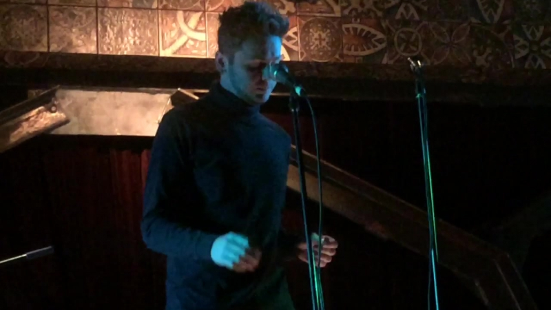 сладкий осенний концерт Heiðrik Хейдрик Heidrik Фарерские острова в ThePlace placeclub