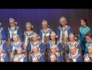 Выступлене хора Радость в Московском Доме Музыки