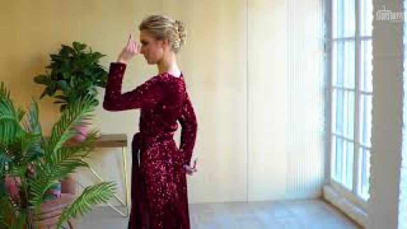 Вечернее платье Gossip Girl Red