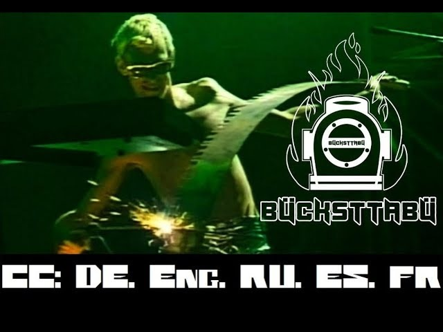 Rammstein - Spiel mit mir (Bizarre Festival 1997) PROSHOT [GER/ENG/RU/ES/FR]