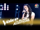 The Voice 2018 Blind Audition - Jaclyn Lovey Cant Help Falling In Love