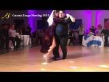 Aoniken Quiroga y Noelia Barsi - Milonga Maldonado - Catania Tango Meeting 2017