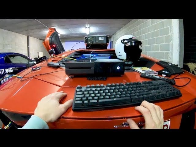 Реальной Ламборгини модом контроллер Xbox игры Форза моторспорт 7