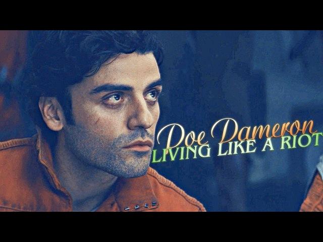 » living like a riot (poe dameron)