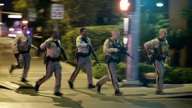 Новое!Момент стрельбы в Лас-Вегасе/SHOOTING LAS VEGAS, AUTOMATIC WEAPONS USED.