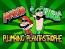 Mario Luigi's Plumbing Plantastrophe!