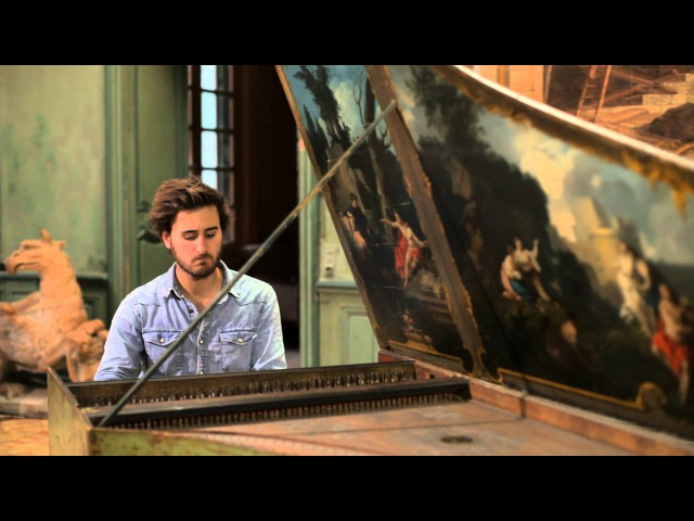 Jean Rondeau records Rameau's Les Sauvages on harpsichord: album 'Vertigo'