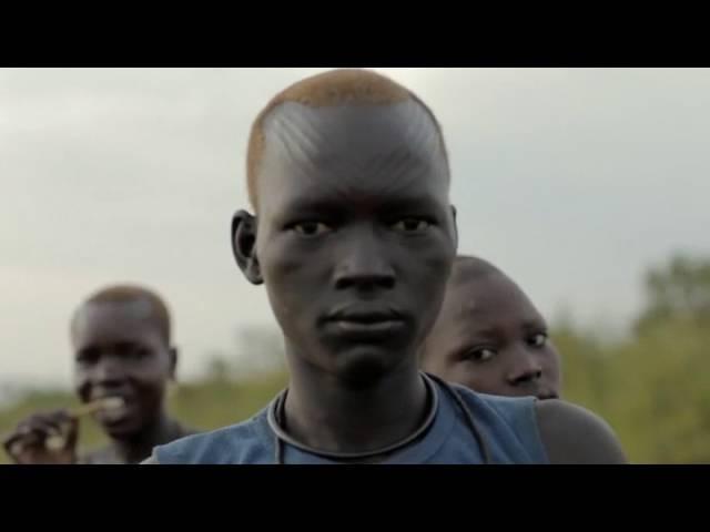 War photographer in Sudan