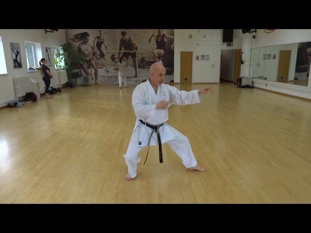 Heian Nidan - KUGB Shotokan Karate