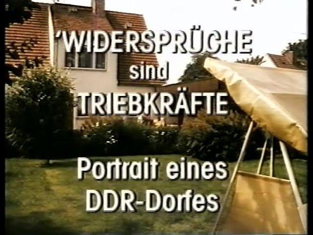Schwinkendorf - Portrait eines DDR Dorfes (1988)