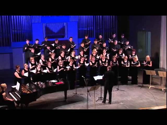 Тихон Хренников - Три хора на стихи Н. Некрасова, op. 20 (Владимир Контарев)