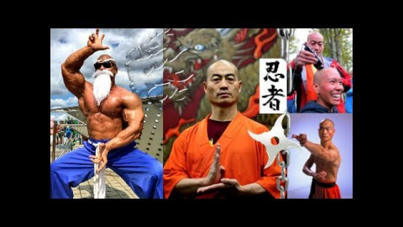 The Secret of Qi GONG☯Chi Energy! Shaolin Buddhist Monks Reveal Hidden SUPER POWER Within Human Body