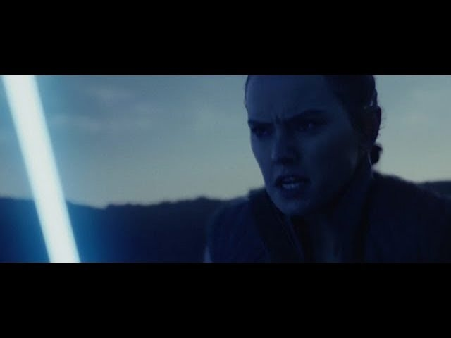 Rey's Third Lesson - The Last Jedi Deleted Scene