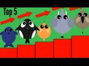 Mope.io Top 5 Trolling Animals Epic Mope.io Kills And Funny Moments