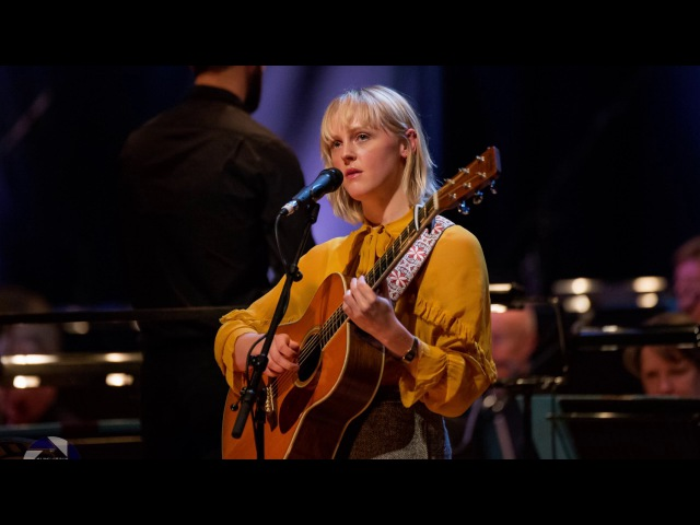Laura Marling - Avalanche (Leonard Cohen cover) at Celtic Connections 2017