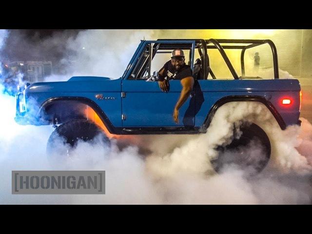 [HOONIGAN] DT 191: Hert Breaks Ken Block's Wife's Bronco