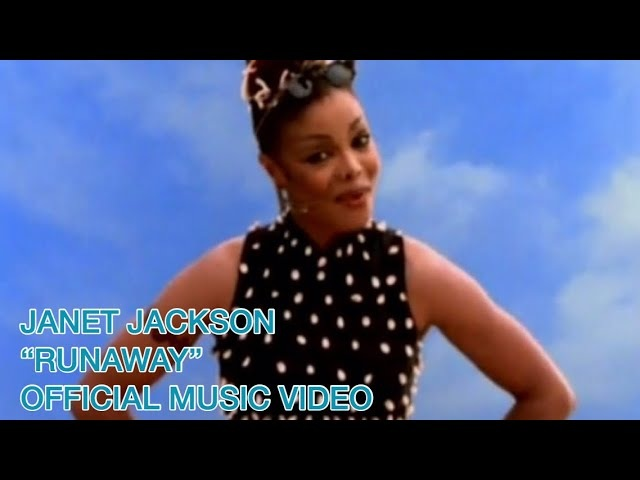 Janet Jackson - Runaway (Official Music Video)