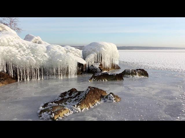 Обское море - пляски стихий