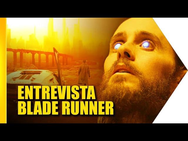 MOTIVOS PARA VER BLADE RUNNER 2049 (com Jared Leto e Ryan Gosling)