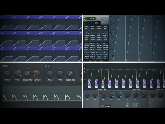 4 способа КАК сделать Сайдчейн (Sidechain) в FL Studio. Сведение и мастеринг композиции