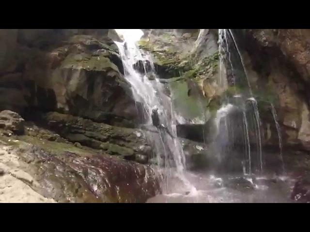 Прохождение каньона Трибуче (каньонинг)
