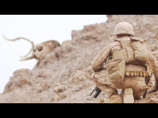 US Marines surrounded by Giant ANTS ! AFGHANISTAN - Nov 2017