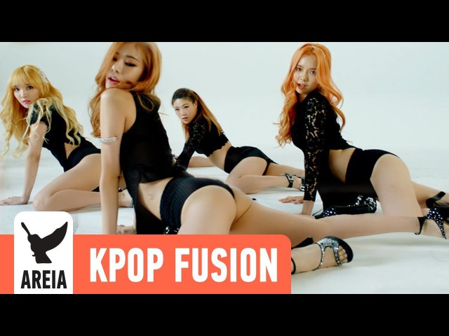 Stellar (스텔라) - Vibrato (떨려요)   Areia Kpop Fusion 32 SEXY KPOP REMIX