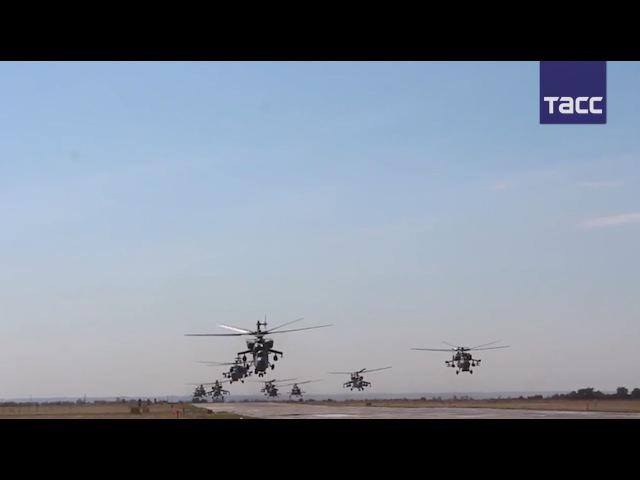 Самые известные современные вертолеты Миля