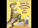 How Do Dinosaurs Count to Ten? by Jane Yolen, read aloud - ReadingLibraryBooks