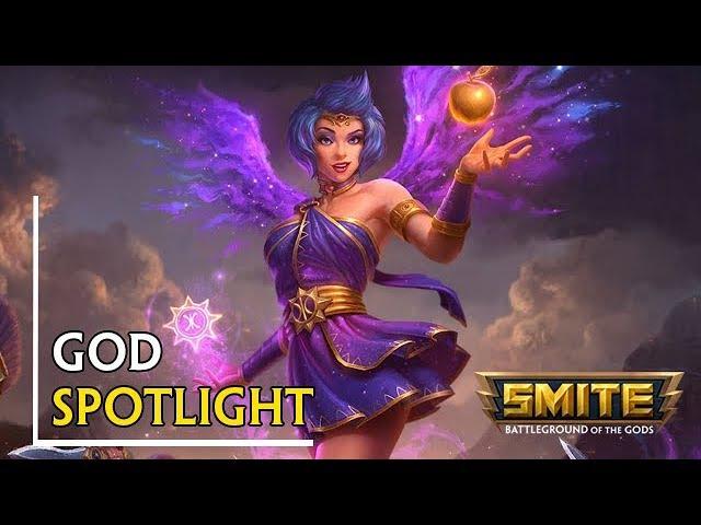 God Spotlight Discordia, Goddess of Strife
