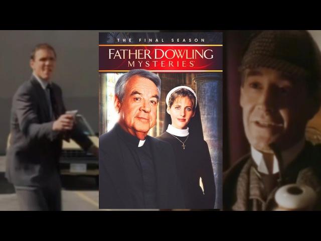 Тайны отца Даулинга(3x21) Тайна детектива консультанта. Фрэнк и Шерлок напарники. Детектив, Драма