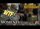 Playerunknown's Battlegrounds WTF moments Vol.1 | Pubg WTF moments of the week 1