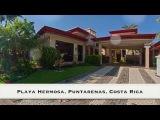 Villa La Costa luxury vacation villa at Hermosa Palms, Playa Hermosa, Costa Rica