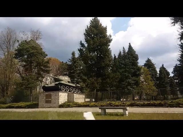 Обратно в Вюнсдорф