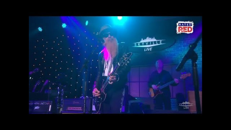 Billy Gibbons Blue Jean Blues at Skyville Live