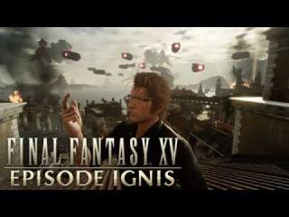 Final Fantasy XV: Episode Ignis - Battle Command Video