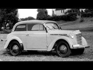 Opel Kadett Cabrio Limousine K38 '1937–05 1940