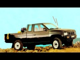 Nissan Pickup 4WD King Cab D21