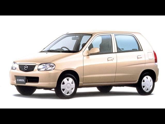 Mazda Carol Melady HB12 '03 2000–09 2004