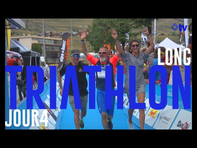 TRIATHLON LONG ALPE DHUEZ 2017 DAY 4
