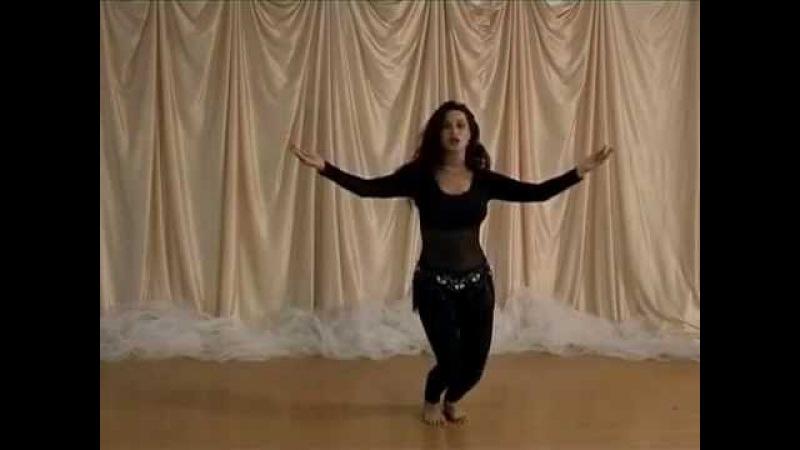 Экзотический танец живота