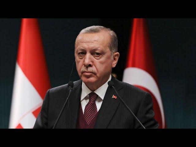 Эрдоган начал войну в Сирии