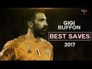 Gianluigi Buffon 2017 ● Crazy Saves Show ● HD ●by HaiNam Football