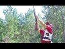 Tedna Arms av tüfeği ile harika atışlar TEDNA G125 Yarı otomatik